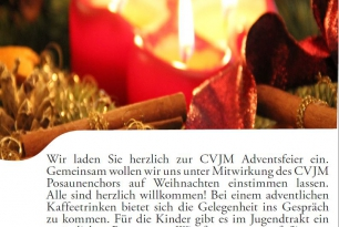 Adventsfeier 2016