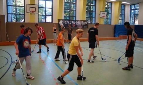 CVJM Hockey – Es geht wieder los