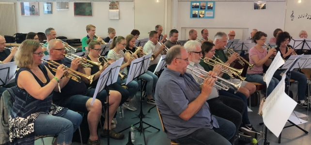 "Brassfit Local ""25 Jahre Majesty"""